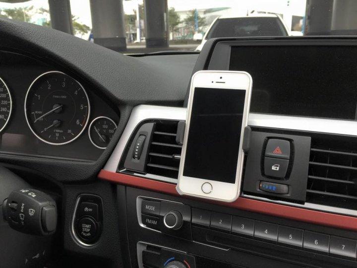ตัวยึดมือถือในรถ