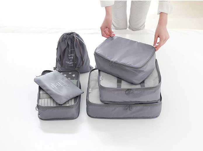 Travel Gray Color Match